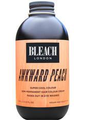 Bleach London Super Colours Awkward Peach Super Cool Colour Haartönung 150.0 ml