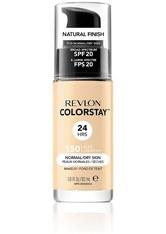REVLON - Revlon Colorstay Make-Up Foundation für normale-trockene Haut(Verschiedene Farbtöne) - Buff - FOUNDATION