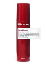 Recipe for men Produkte Facial Scrub Gesichtspeeling 125.0 ml