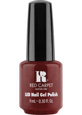 RED CARPET - Red Carpet Manicure Haute Couture Gel Nail Polish 9 ml - NAGELLACK