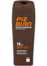 PIZ BUIN - Piz Buin Moisturising Sun Lotion - Medium SPF15 200ml - Sonnencreme