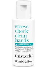 This Works - Stress Check Clean Hands 60ml - Desinfektion