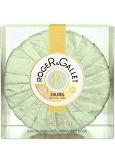 Roger & Gallet Thé Vert Stückseife  100 g