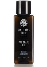 Gentlemen's Tonic Pre Shave Oil (50ml)