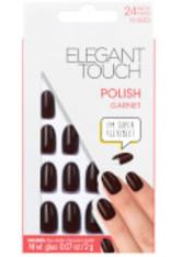 ELEGANT TOUCH - Elegant Touch Pre Polished Nails - Garnet - KUNSTNÄGEL