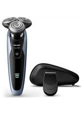PHILIPS - Philips Men's S9211/12 Series 9000 Wet and Dry Electric Shaver with Precision Trimmer - RASIER TOOLS