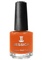 Jessica Nails Custom Colour Sahara Sun Nail Varnish 15 ml