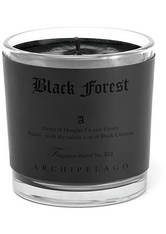 ARCHIPELAGO BOTANICALS - Archipelago Botanicals Letter Press Black Forest Candle 363g Exclusive - Duftkerzen