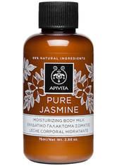 APIVITA Pure Jasmine Mini Moisturizing Body Milk 75ml