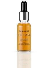 Tan-Luxe The Face Light/Medium Travel 20ml