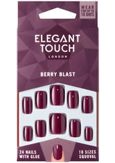 Elegant Touch Berry Blast Nails