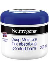 NEUTROGENA - Neutrogena Norwegian Formula Deep Moisture Comfort Balm 300 ml - TAGESPFLEGE