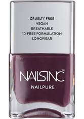 NAILS INC. - NAILSINC Nailpure Fashion Fix 14ml Fashion Therapy - NAGELLACK