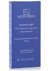 DOCTORS FORMULA - Doctors Formula Ampoule Hydrate Me Duo 7 x 2ml - SERUM