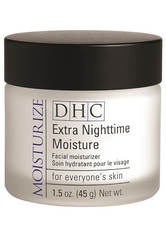 DHC - DHC Extra Night Time Moisture Cream (45g) - NACHTPFLEGE