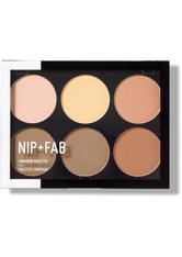 Nip+Fab Make-up Teint Contour Palette Nr. 01 Light 20 g