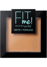 Maybelline Fit Me Matte & Poreless Powder (verschiedene Farbtöne) - 332 Golden