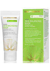 GOLDFADEN MD - Goldfaden MD SKIN BALANCING MASK Botanical-Rich Refining Treatment 60ml - CREMEMASKEN