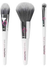 LOOK GOOD FEEL BETTER - Look Good Feel Better Mini Masterclass Brush Set - MAKEUP PINSEL