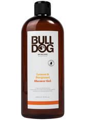 Bulldog Lemon & Bergamot Shower Gel 500ml