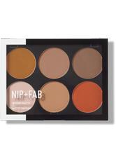 Nip + Fab Highlight + Contouring Nr. 03 Dark 20 g Highlighter 20.0 g