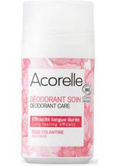 Acorelle Produkte Deo Roll-On - Wild Rose 50ml Deodorant 50.0 ml