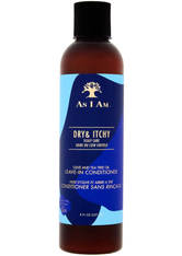 AS I AM - As I Am Dry and Itchy Scalp Care Olive and Tea Tree Oil Leave in Conditioner 237ml - LEAVE-IN PFLEGE