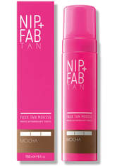 NIP+FAB - NIP+FAB Faux Tan Mousse 150ml - Mocha - Selbstbräuner