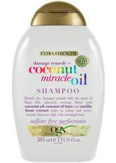 OGX - OGX Damage Remedy+ Coconut Miracle Oil Shampoo 385ml - SHAMPOO