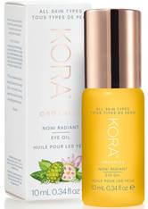 KORA ORGANICS - Kora Organics Noni Radiant Eye Oil 10ml - Augencreme