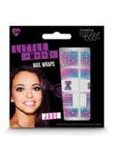 ELEGANT TOUCH - Elegant Touch Little Mix (Kunstnägel)- Jade Nail Wraps - KUNSTNÄGEL
