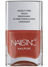 NAILS INC. - NAILSINC Nailpure Fashion Fix 14ml Model Behaviour - NAGELLACK
