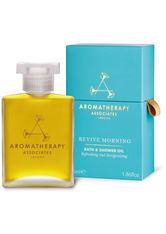 AROMATHERAPY ASSOCIATES - Aromatherapy Associates Revive MorningBad-& Duschöl (55 ml) - DUSCHEN & BADEN