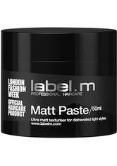 LABEL.M - label m Matt Paste -  50 ml - POMADE & WACHS