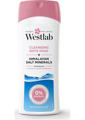 WESTLAB - Westlab Cleansing Bath Soak with Pure Himalayan Salt Minerals 400 ml - CLEANSING