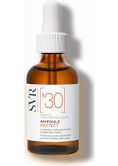 SVR LABORATOIRES - SVR Laboratoires Protect Shield Ampoule SPF30 Sunscreen 30ml - SERUM