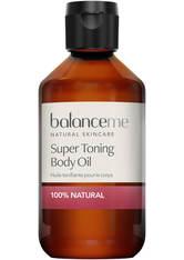 Balance Me Super Firming Body Oil 150ml