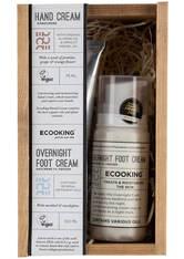 Xmas Box Handcreme 75 ml & Overnight Fußcreme 100 ml