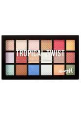 BARRY M - Barry M Cosmetics Baked Eyeshadow Palette Tropical Twist - Lidschatten