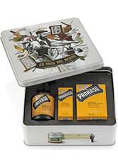 PRORASO Bartpflege-Set »Wood & Spice«, 3-tlg., Rundum-Pflege