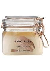 Sanctuary Spa Classic Salt Scrub 650 g