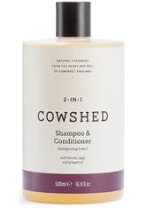 Cowshed 2-In-1 Shampoo & Conditioner 500ml