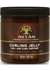 AS I AM - As I Am Curling Jelly Coil and Curl Definer 227 g - LEAVE-IN PFLEGE
