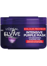 L'Oréal Elvive Colour Protect Anti-Brassiness Purple Mask 250ml