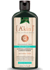 A'KIN - A'Kin Fragrance Free Mild & Gentle Hypoallergenic Conditioner 225ml - CONDITIONER & KUR