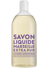 COMPAGNIE DE PROVENCE - Compagnie de Provence Liquid Marseille Soap 1L Refill (Various Options) - Aromatic Lavender - SEIFE