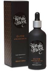 KISS THE MOON - Kiss the Moon AfterDark Badeöl Glow (100 ml) - DUSCHEN & BADEN