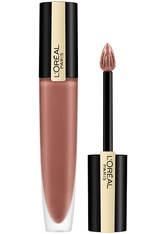 L'Oréal Paris Rouge Signature Metallic Liquid Lipstick 7ml (Various Shades) - 201 Stupefy