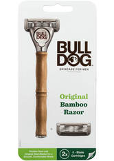 BULLDOG - Bulldog Skincare For Men Bamboo Razor - Rasier Tools