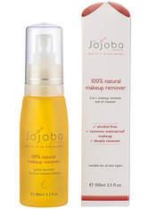 THE JOJOBA COMPANY - The Jojoba Company 100% Natural Make-Up Remover 100 ml - MAKEUP ENTFERNER